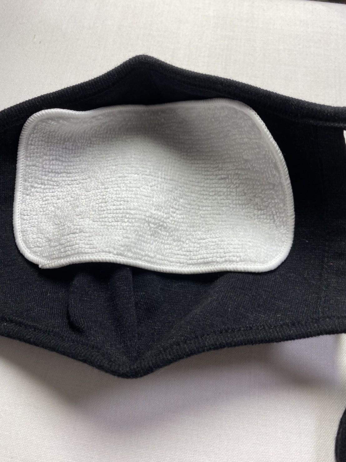 【ウィルス除去率99%の特許あり】柿渋銀インナーマスク
