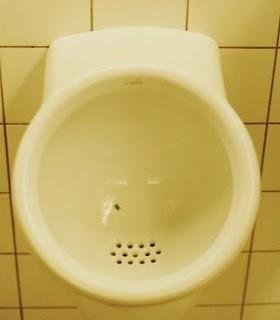 スキポール空港 トイレ