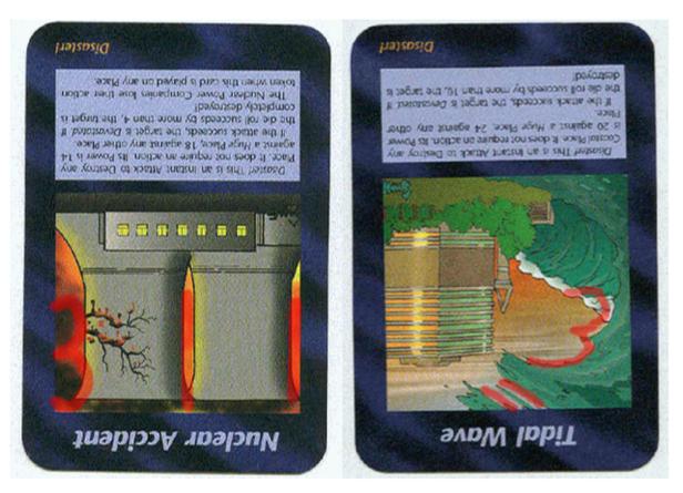 地震 イルミナティ カード 予言