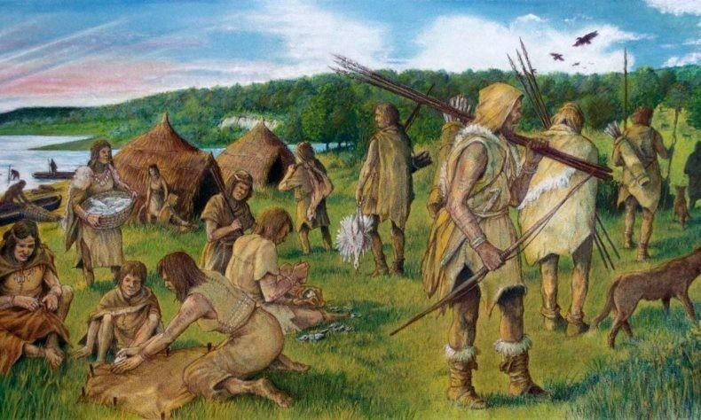 狩猟採集社会