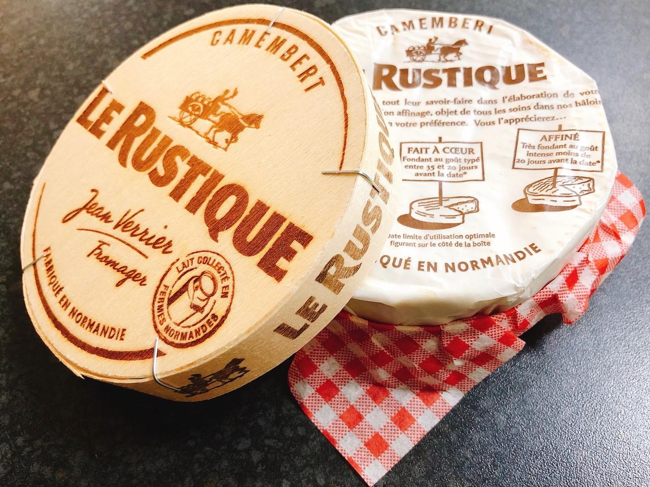 そのまま カマンベール チーズ