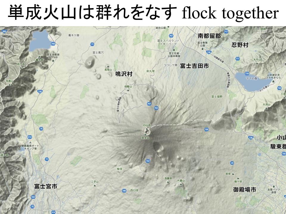 5月29日 火山のかたち