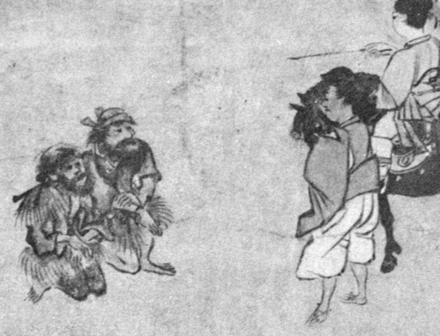 聖徳太子と蝦夷
