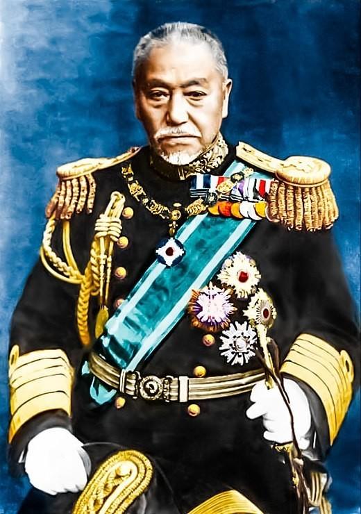 海軍軍人 - 東郷平八郎