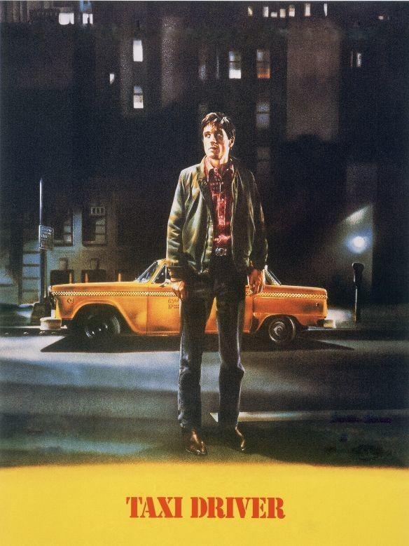 映画 タクシー ドライバー