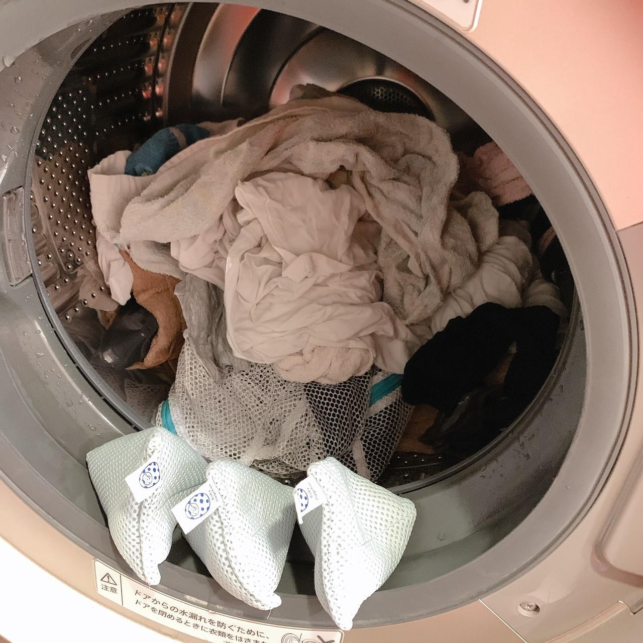 洗濯 マグ ちゃん 乾燥 機