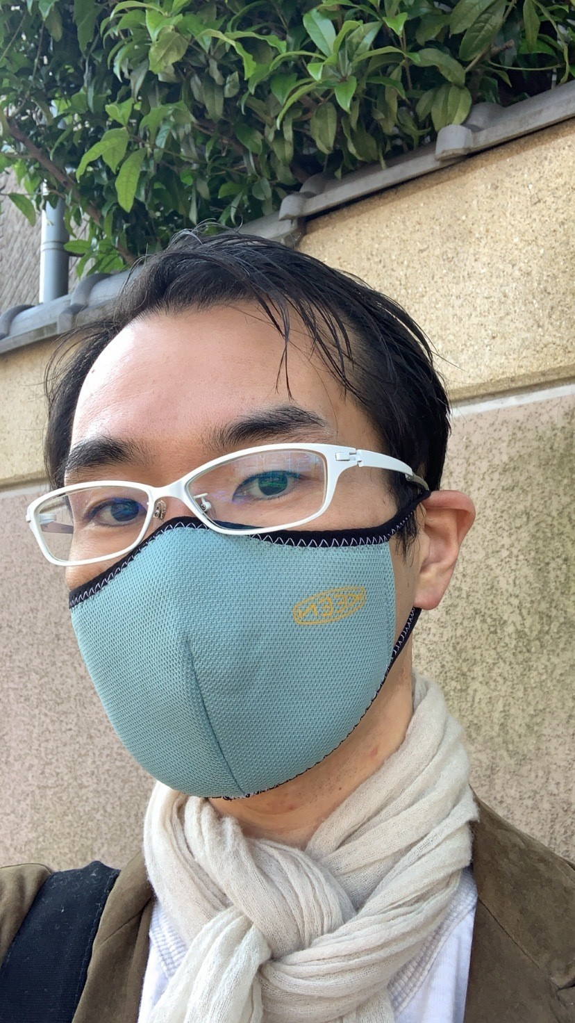keen マスク