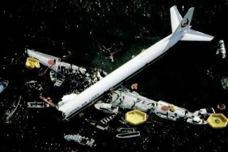 1982年の今日2/9は、日本航空350...