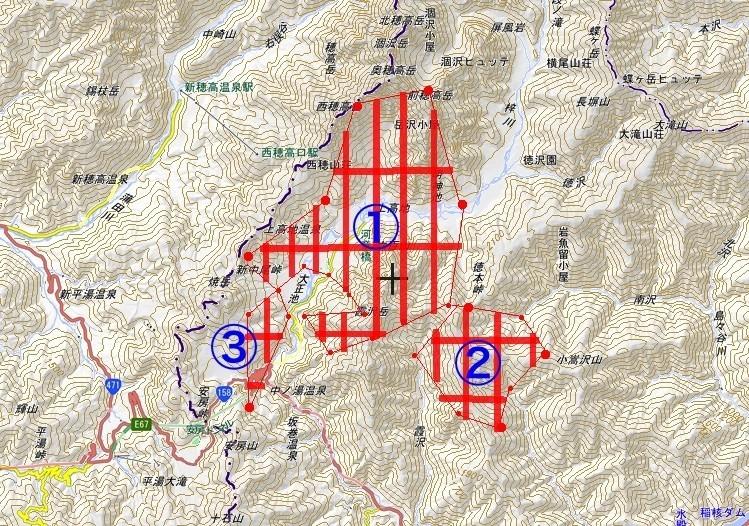 多い 地震 長野 県