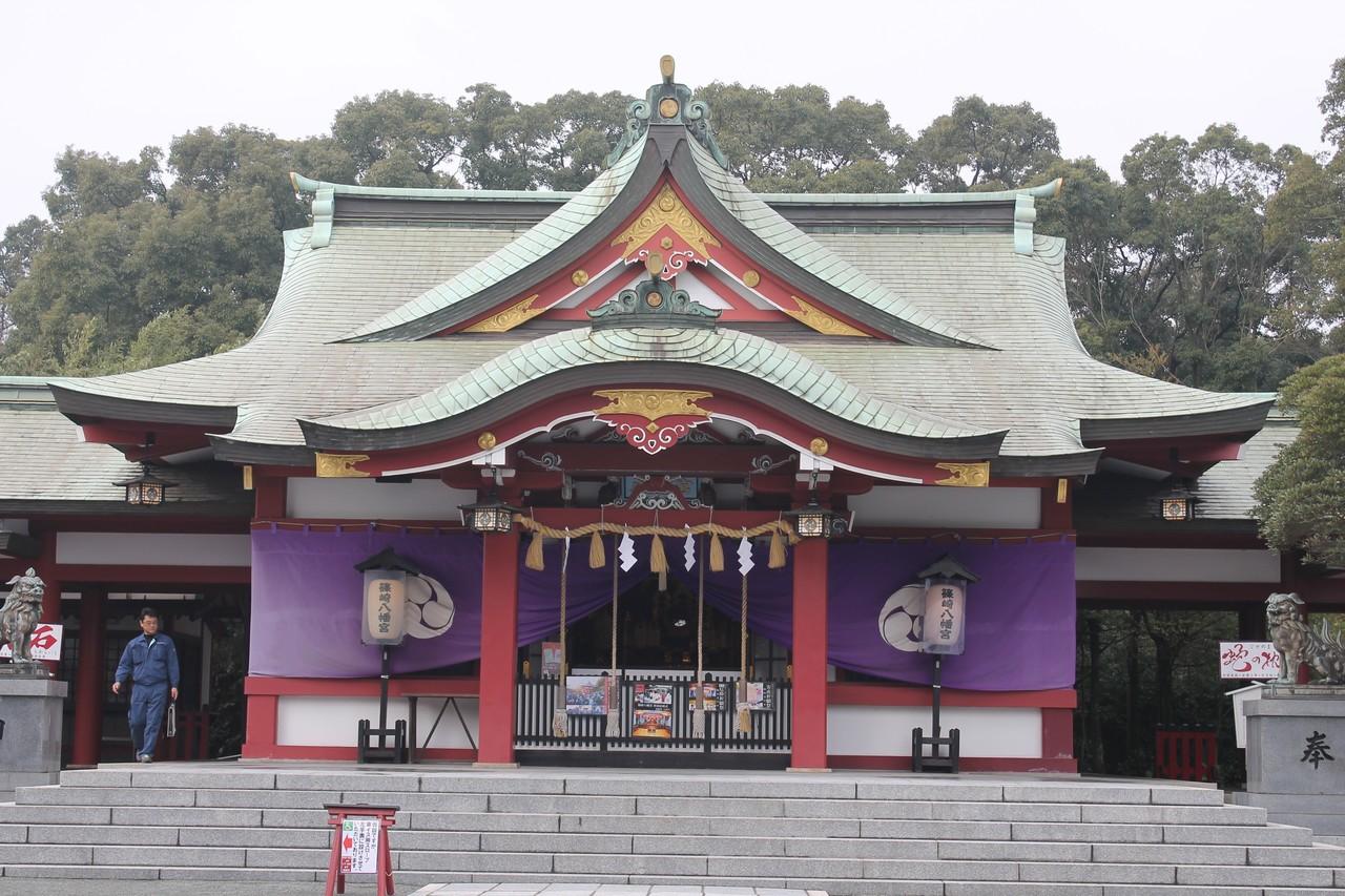 篠崎 八幡宮