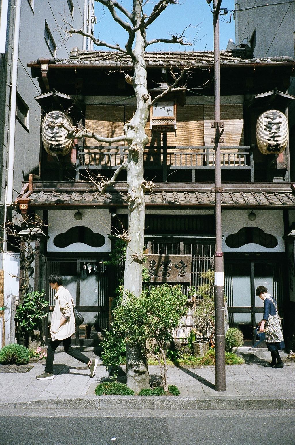 神田・蕎麦屋
