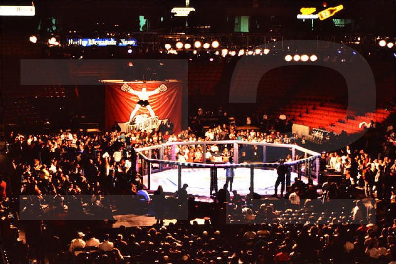 """1993年、""""UFC1"""" 歴史はここから始まった。 撮影・稲垣收"""