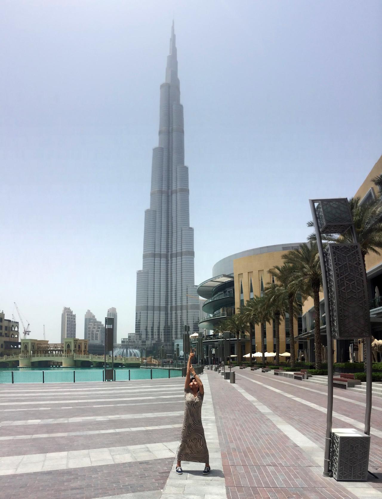 そう、この建物は101階建て。ドバイの「ブルジュ・ハリファ」が2007年に竣工するまでは、世界一高いビルでした。