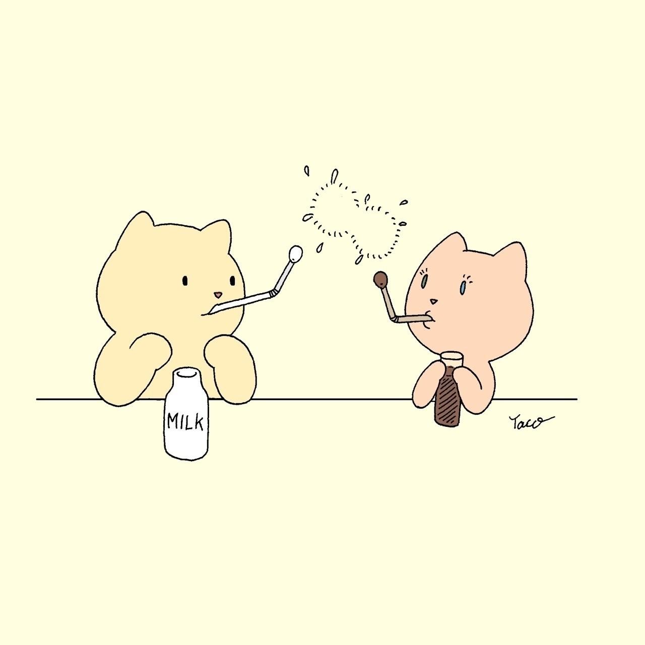 猫いろいろtacoscatnote