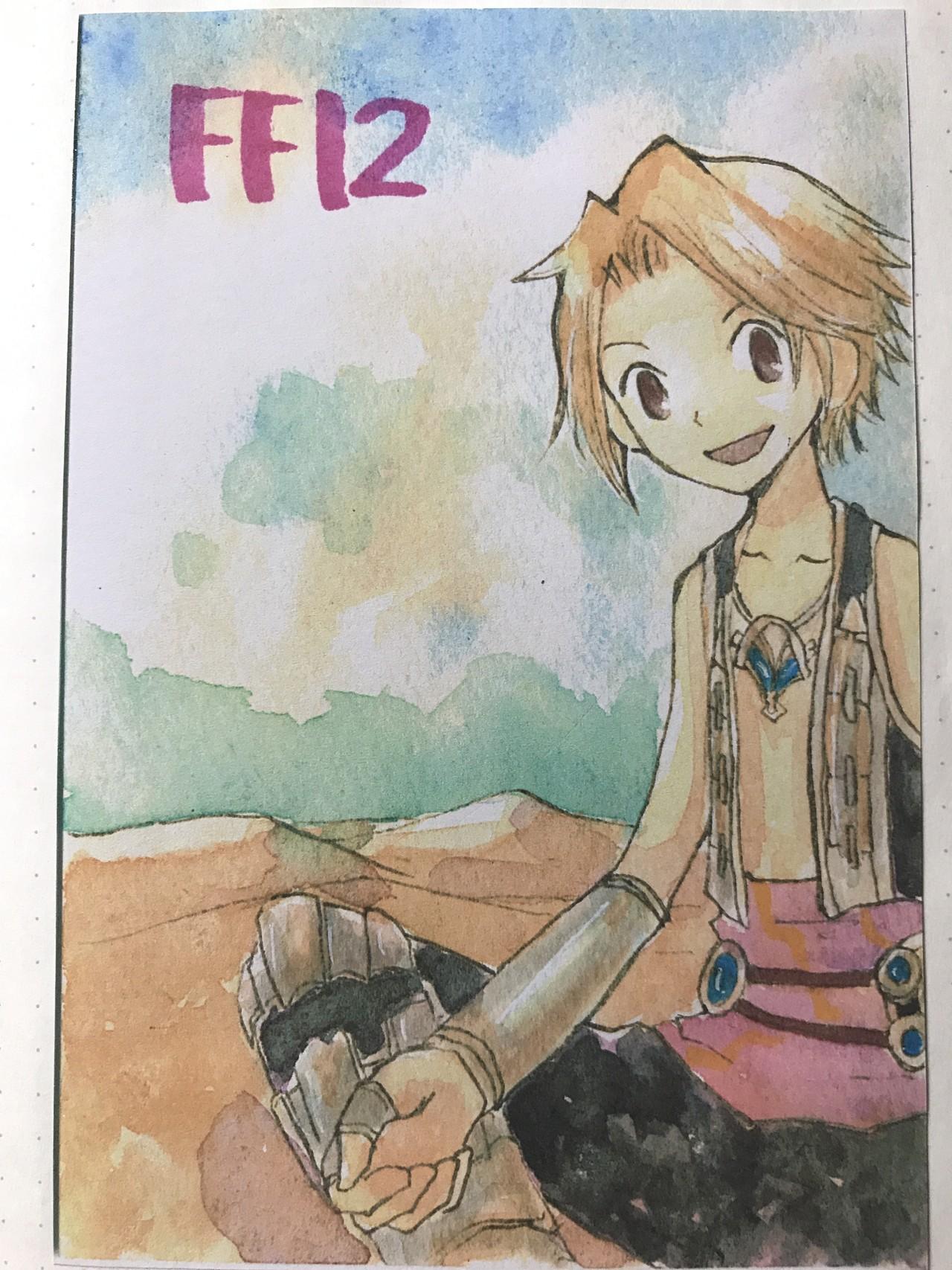 1透明水彩で見栄え良くするコツ西川リナ At イラストレーターnote