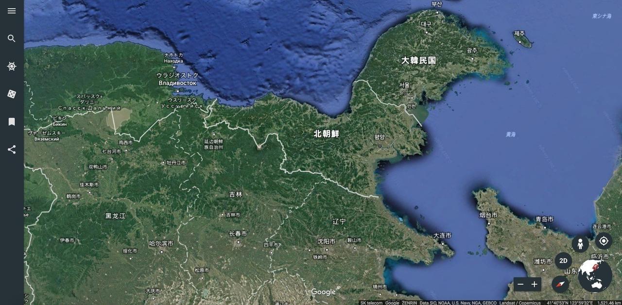 北朝鮮の地政学的位置づけ|三谷...