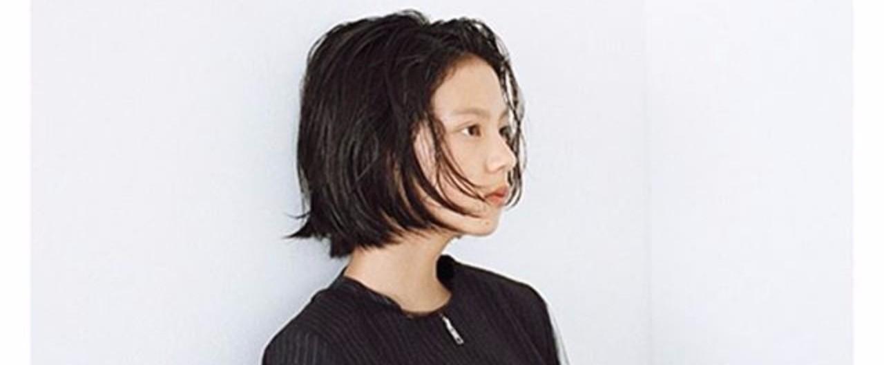 濡れた髪の中島セナ