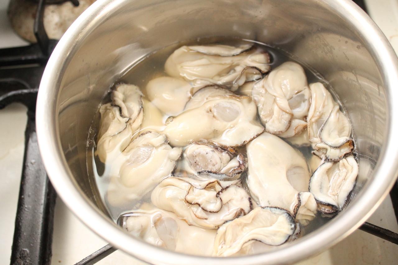 牡蠣 洗い 方 綺麗に洗えます!牡蠣の洗い方(下処理) レシピ・作り方