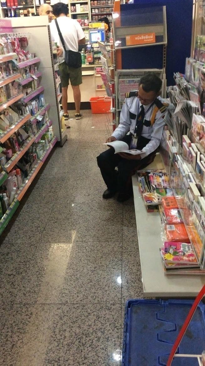 タイの警官