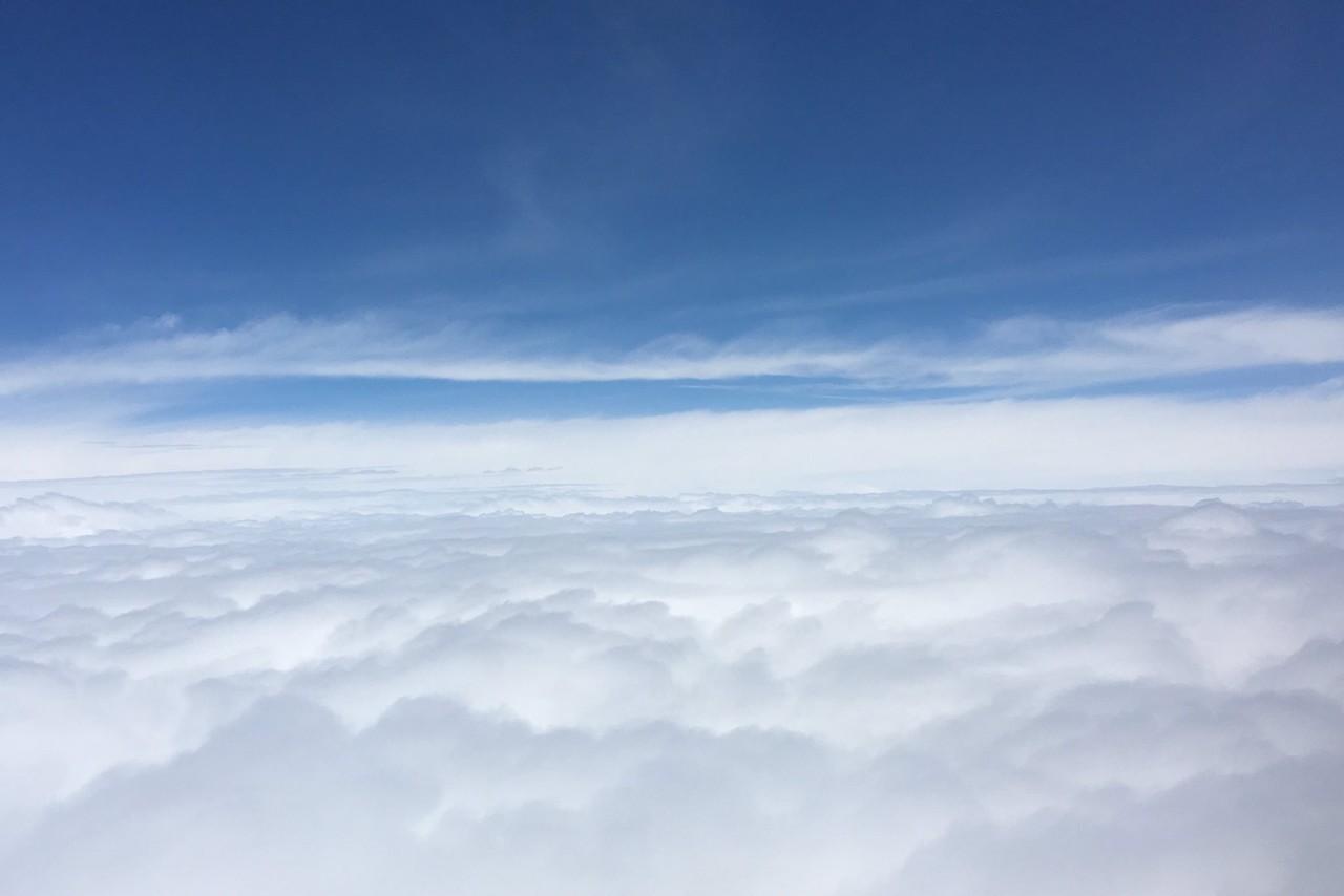 雲の上 #132|稲垣純也|note