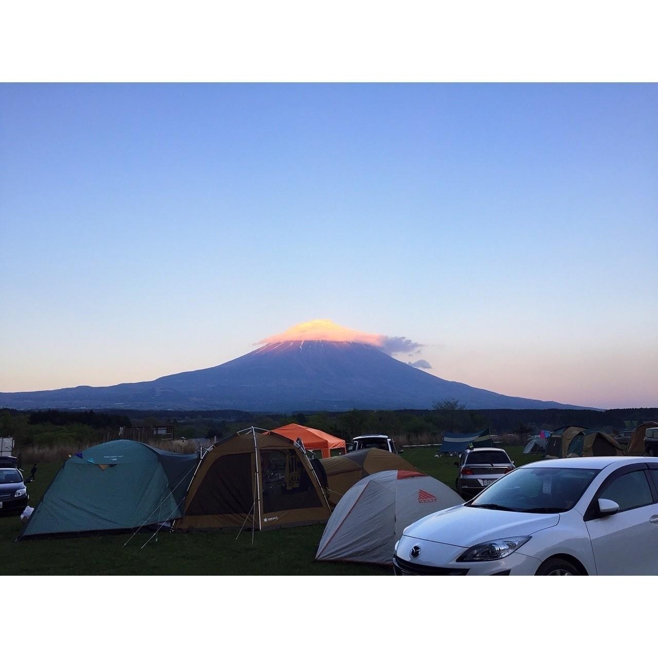 富士山を眺めて終わるそれでいい