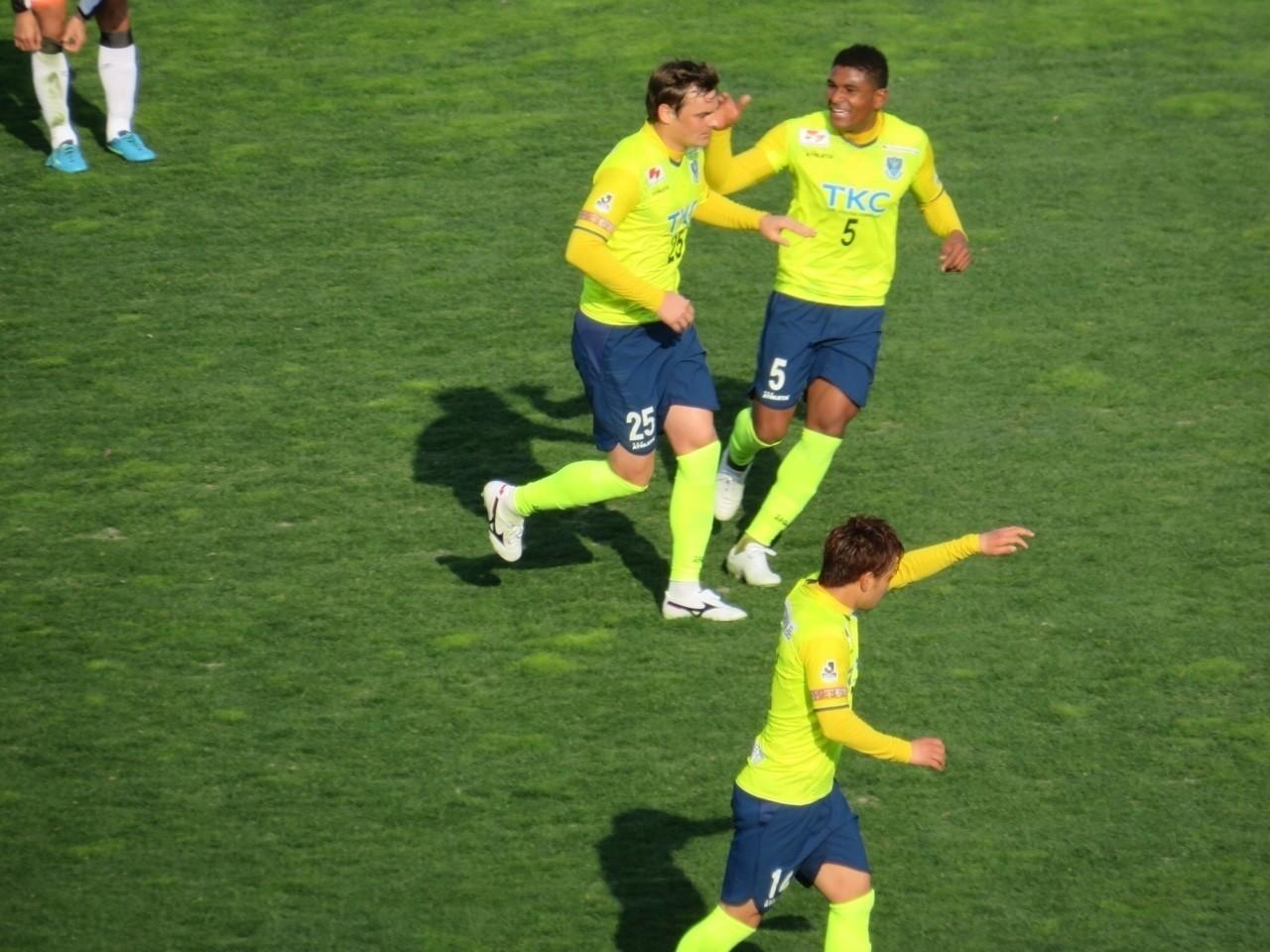 ブログ更新しました。『J2 第3節 栃木SC vs レノファ山口FC』 ⇒ https://ameblo.jp/porter610/entry-12359606662.html  #tochigisc #栃木SC