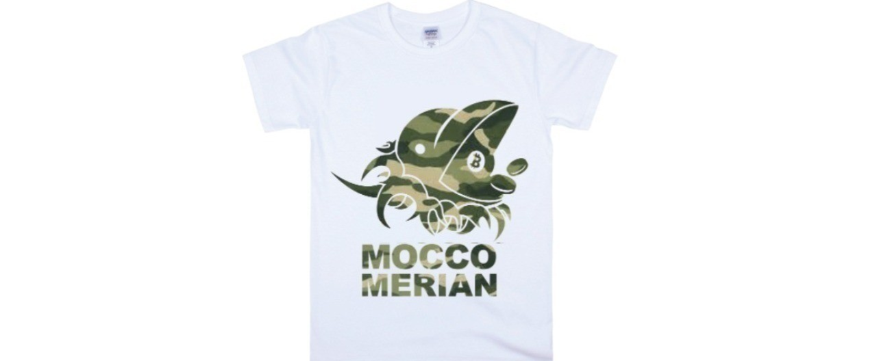 モッコメリアンTシャツ