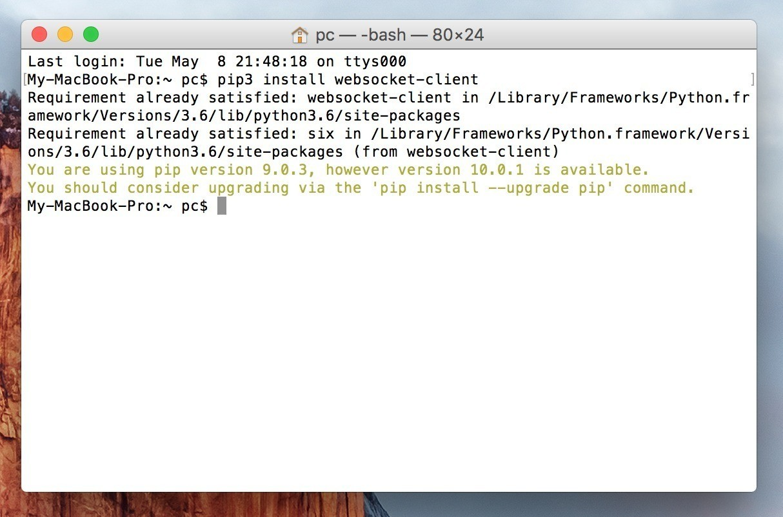 Python ライブラリを pip インストールする方法|ミラーマン|note