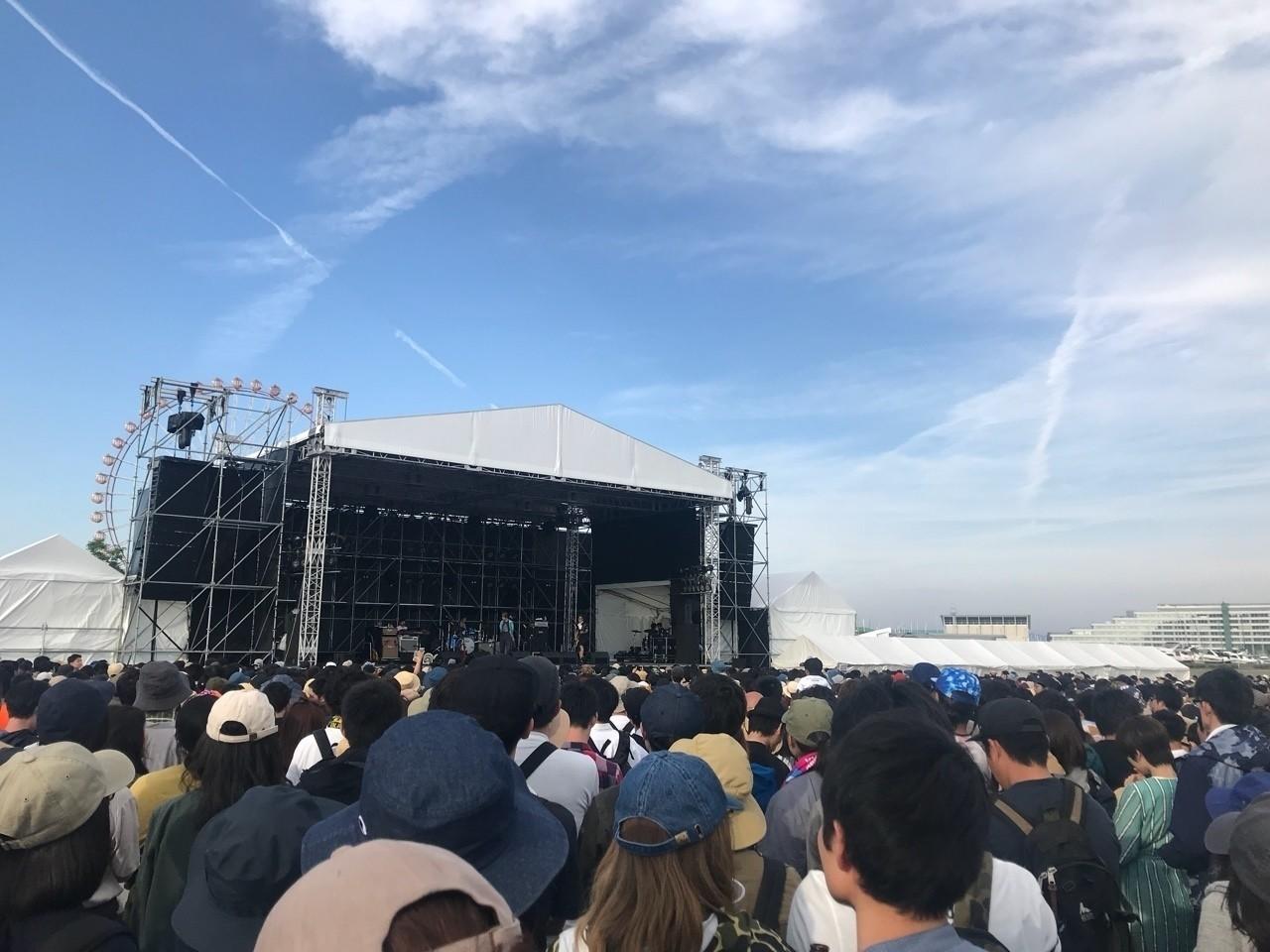 5/12~13で愛知県蒲郡市で行われた「森、道、市場2018」へ行ってきました!