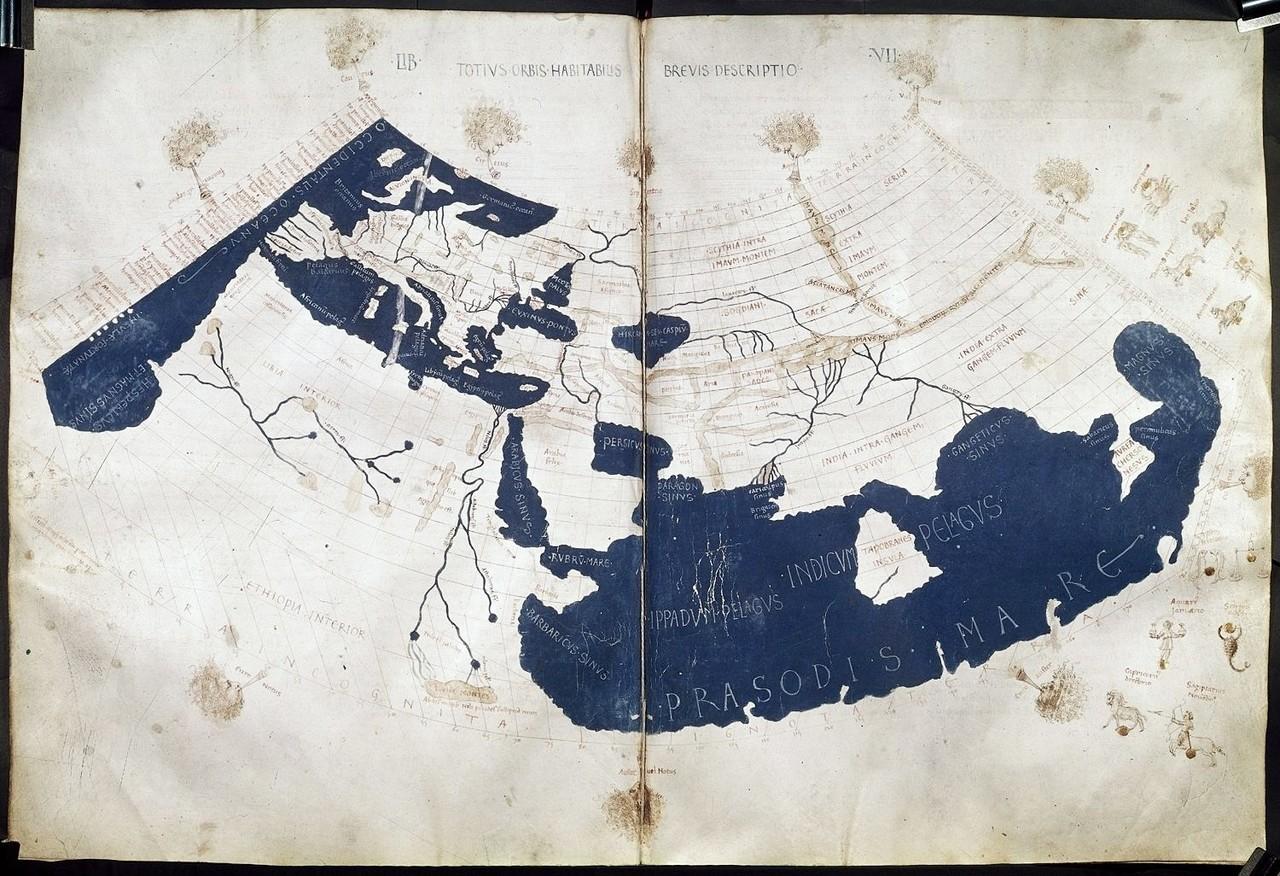 文明と地図を考える その8 moko...