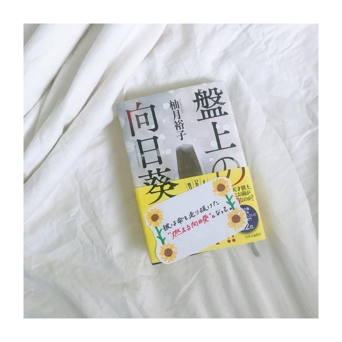 7.14_盤上の向日葵