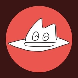 深夜ちゃんイラスト保管庫しゃべる帽子note