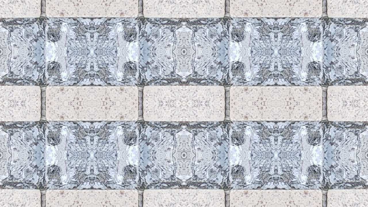 コンクリートとタイル 背景素材 壁紙 Note