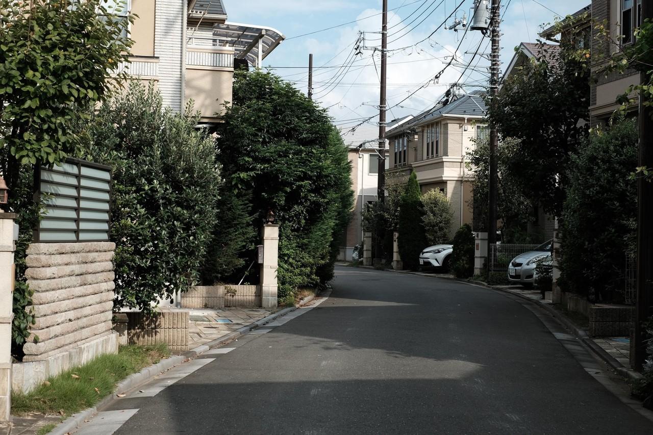 知らない街を旅する(西東京市 保谷)Vol.1