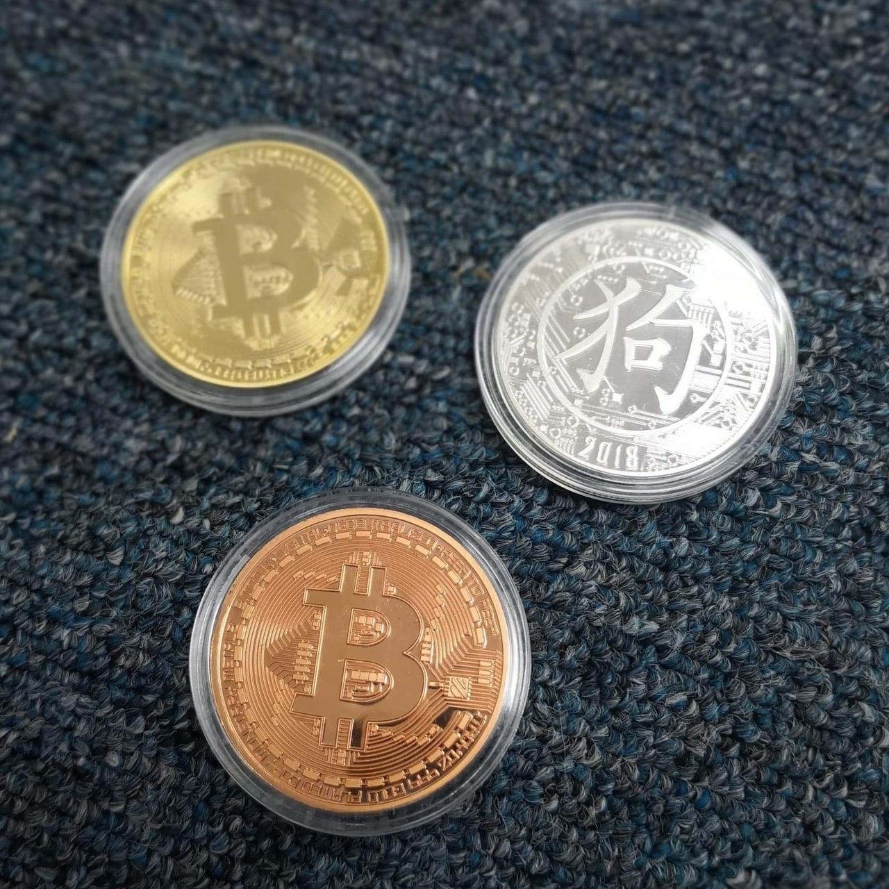 これが本物のビットコイン!?仮想通貨を現実世界でも実物で入手してみた!