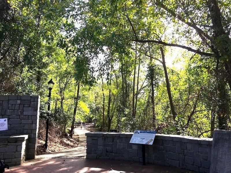 ダッドリー・パークという公園です
