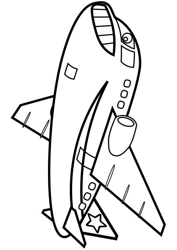 飛行機の塗り絵ぬりえワールドで検索幼児用無料塗り絵配信サイト