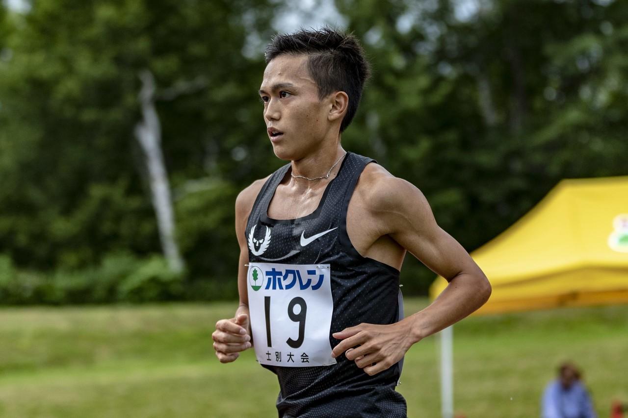 2018.07.14 ホクレン士別 5000m 大迫傑 一本目
