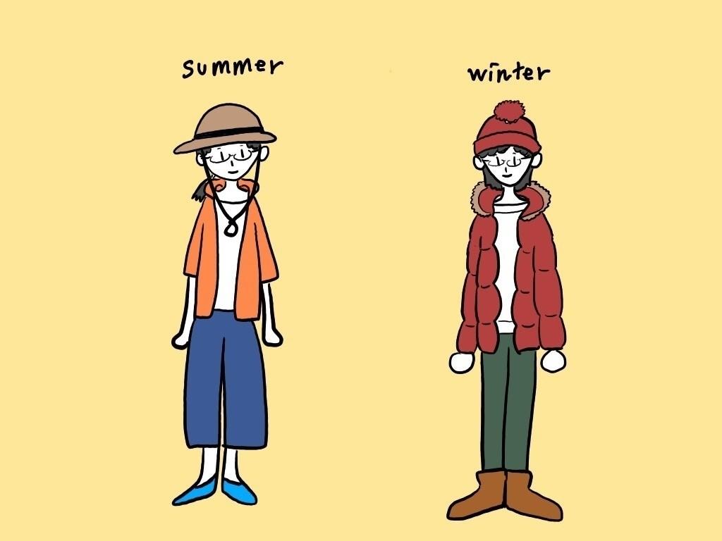 夏も冬も全身ユニ●ロなのですが、もう少し推し的なファッションを取り入れたい  #日記 #エッセイ #イラスト #BANANAFISH