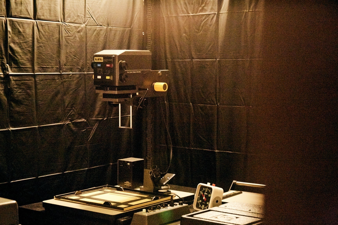 暗室作業の流れ|暗室東京|note
