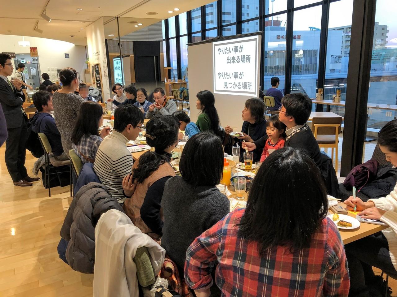 Code for Fuchu 大井戸端会議2018 年末の寄り合い