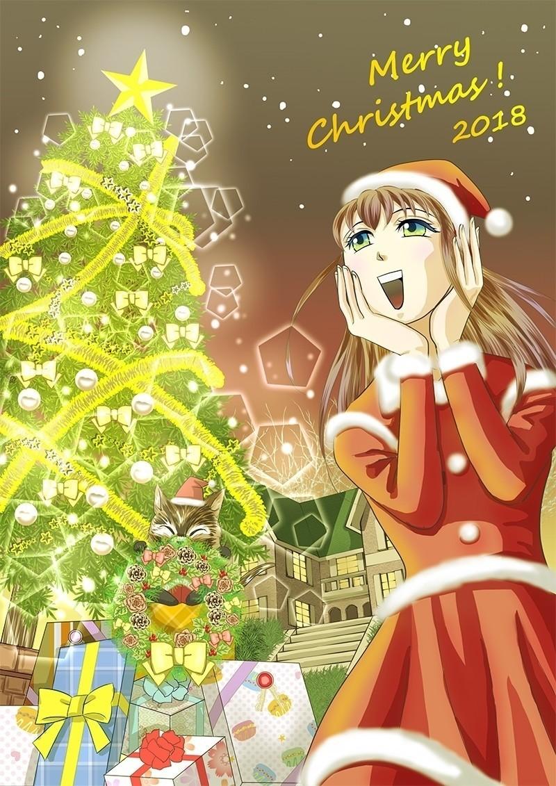 冬至ですね。今年のクリスマス本番は忙しそうなので、早めに投稿します。(忘れっぽいので;;)皆様、よいクリスマスを!