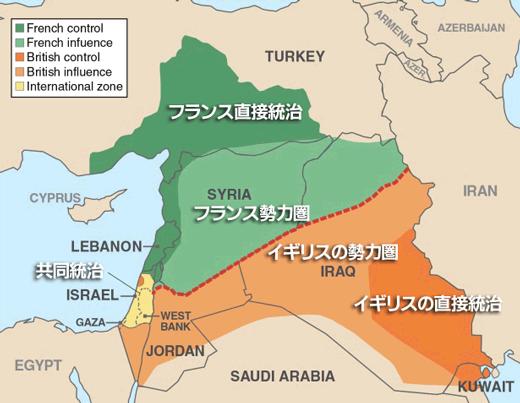 パレスチナ問題の歴史的背景②】|Masa_Jordan|note
